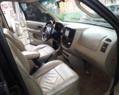 Cần bán Ford Escape 3.0 v6 sản xuất 2004, màu đen giá 175 triệu tại Hưng Yên