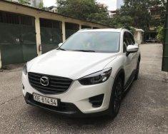 Bán Mazda CX 5 2.5AT sản xuất 2016, màu trắng, chính chủ  giá 870 triệu tại Hà Nội