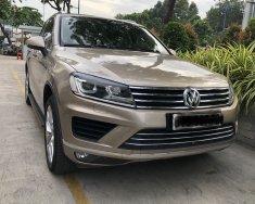 Bán xe Volkswagen Touareg xe mới 98% - Xe đăng ký 2018 - Bảo hành 1,5 năm  giá 2 tỷ 340 tr tại Tp.HCM