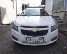 Bán xe Chevrolet Cruze 2012, 1 chủ, màu trắng  giá 348 triệu tại Đồng Nai