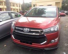 Bán ô tô Toyota Innova sản xuất 2018, màu đỏ, giá tốt giá 878 triệu tại Tp.HCM