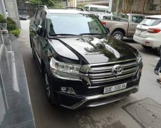 Bán xe Toyota Land Cruiser năm sản xuất 2015, màu đen chính chủ giá 3 tỷ 650 tr tại Hà Nội