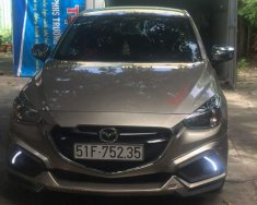 Bán Mazda 2 sản xuất 2016, màu nâu giá 500 triệu tại Tp.HCM