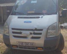 Bán Ford Transit 2.4 đời 2011, màu bạc, xe tư nhân chính chủ giá 299 triệu tại Bắc Giang