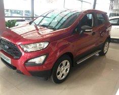 Bán Ford EcoSport đời 2018, màu đỏ, giá tốt giá 545 triệu tại Tp.HCM