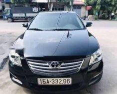 Bán xe Toyota Camry đời 2008, màu đen giá 525 triệu tại Hải Phòng