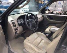 Bán Ford Escape năm sản xuất 2003, màu đen, xe nhập ít sử dụng giá 145 triệu tại Tp.HCM