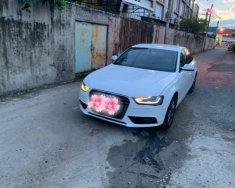 Cần bán Audi A4 sản xuất 2014, màu trắng, nhập khẩu giá 899 triệu tại Tp.HCM