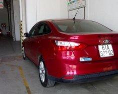 Cần bán Ford Focus năm sản xuất 2014, màu đỏ, xe đẹp  giá 520 triệu tại Bình Dương