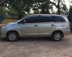 Bán Toyota Innova G 2007 màu ghi bạc, xe gia đình zin giá 345 triệu tại Bình Phước