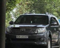 Bán Toyota Fortuner sản xuất 2013, màu xám, nhập khẩu giá 670 triệu tại Đồng Nai