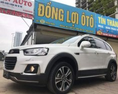 Bán Chevrolet Captiva Revv LTZ đời 2016, màu trắng số tự động, giá chỉ 719 triệu giá 719 triệu tại Hà Nội