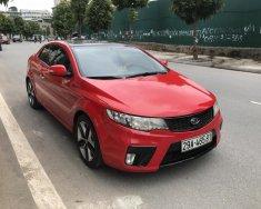 Bán Kia Forte Koup đời 2010 màu đỏ, xe nhập giá 425 triệu tại Hà Nội