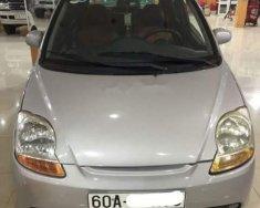 Bán Chevrolet Spark sản xuất năm 2009, màu bạc xe gia đình giá 130 triệu tại Đồng Nai