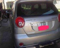 Bán Chevrolet Spark Van 2009, màu bạc, giá tốt giá 102 triệu tại Bình Định