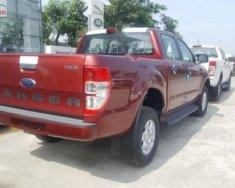 Bán Ford Ranger XLS AT màu đỏ, giao ngay giá 650 triệu tại Tp.HCM