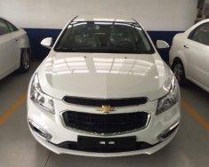 Bán xe Chevrolet Cruze đời 2018, màu trắng, giá tốt giá 589 triệu tại Tp.HCM