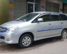 Cần bán Toyota Innova đời 2009, màu bạc giá 370 triệu tại Bình Định