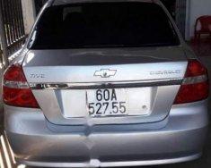 Cần bán gấp Chevrolet Aveo đời 2013, màu bạc xe gia đình, giá chỉ 225 triệu giá 225 triệu tại Đồng Nai