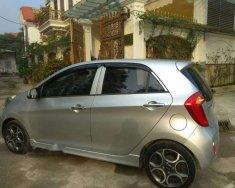 Cần bán lại xe Kia Morning năm sản xuất 2011, màu bạc, nhập khẩu chính chủ, giá tốt giá 327 triệu tại Hà Nội