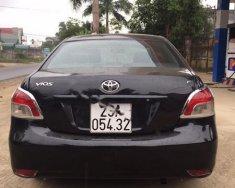 Bán Toyota Vios 1.5 E màu đen, đời 2009, số tay giá 225 triệu tại Phú Thọ