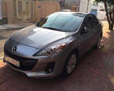 Bán xe Mazda màu bạc xám, sản xuất tháng 7/2014, chính chủ mua mới tại hãng giá 495 triệu tại BR-Vũng Tàu
