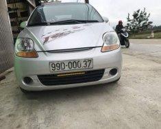 Bán Chevrolet Spark Van 2011, màu bạc giá 110 triệu tại Hà Nội