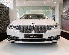 Bán ô tô BMW 7 Series 730Li sản xuất năm 2018, màu trắng, xe nhập giá 4 tỷ 49 tr tại Tp.HCM