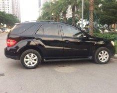 Cần bán lại xe Mercedes ML350 sản xuất 2006, màu đen giá 488 triệu tại Hà Nội
