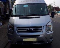 Cần bán Ford Transit Lx sản xuất năm 2014, màu bạc, giá 510tr giá 510 triệu tại Tp.HCM