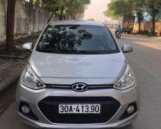 Bán Hyundai Grand i10 1.25 năm sản xuất 2014, màu bạc, xe nhập giá cạnh tranh giá 360 triệu tại Hà Nội