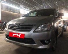 Bán Toyota Innova MT năm 2013, màu bạc xe gia đình, giá 520tr giá 520 triệu tại Tp.HCM