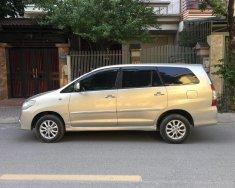 Gia đình mình bán xe TOYOTA INNOVA 2.0E màu ghi vàng, sx cuối 2014, chính chủ gđ từ đầu giá 515 triệu tại Hà Nội