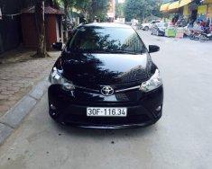 Chính chủ bán xe Toyota Vios đời 2018, màu đen giá 520 triệu tại Hà Nội