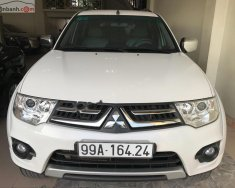 Cần bán xe Mitsubishi Pajero Sport MT sản xuất năm 2016, màu trắng   giá 670 triệu tại Hà Nội