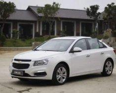 Bán Chevrolet Cruze sản xuất năm 2017, màu trắng, nhập khẩu số sàn, giá chỉ 220 triệu giá 220 triệu tại Tp.HCM