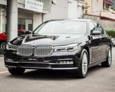 Bán BMW 730 Li 2018, màu đen sapphire, nhập khẩu giá 4 tỷ 49 tr tại Hà Nội