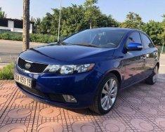 Chính chủ bán Kia Forte SLi 1.6 năm 2010, màu xanh lam, xe nhập giá 395 triệu tại Hà Nội