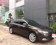 Cần bán lại xe Kia Forte SX 1.6 AT sản xuất 2013, màu nâu   giá 435 triệu tại Bình Định
