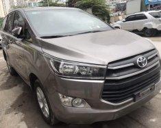 Bán Toyota Innova sản xuất năm 2017, màu nâu  giá 718 triệu tại Hà Nội