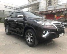 Bán Toyota Fortuner 2.7V AT đời 2017, màu đen, nhập khẩu   giá 1 tỷ 175 tr tại Hà Nội
