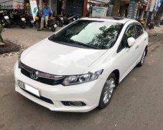 Bán ô tô Honda Civic 2.0 AT năm 2014, màu trắng như mới  giá 592 triệu tại Tp.HCM
