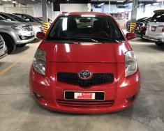 Cần bán Toyota Yaris 1.3 tự động năm 2008, màu đỏ giá 380 triệu tại Tp.HCM