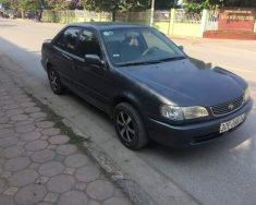 Cần bán lại xe Toyota Corolla 1.6 sản xuất 1998, màu xám còn mới, giá tốt giá 168 triệu tại Hà Nội