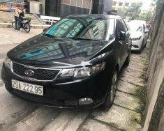 Xe Kia Forte SX 1.6 AT đời 2011, màu đen như mới giá 425 triệu tại Hà Nội