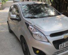 Bán Chevrolet Spark LS 1.2 MT đời 2016, màu bạc còn mới giá 195 triệu tại Ninh Bình