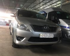 Cần bán Toyota Innova đời 2013, màu bạc giá 530 triệu tại Tp.HCM