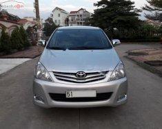 Bán Toyota Innova G năm sản xuất 2010, màu bạc số sàn giá 412 triệu tại Tp.HCM