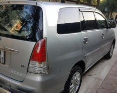 Xe Toyota Innova G đời 2011, màu bạc xe gia đình giá 460 triệu tại Hà Nội