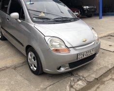 Cần bán Chevrolet Spark mt năm sản xuất 2009, màu bạc, 5 chỗ giá 105 triệu tại Vĩnh Phúc